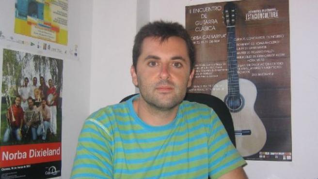 El co-director del Master, Jacinto Sánchez.