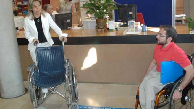 En la jornada se fomentará la participación de los discapacitados en la sociedad.