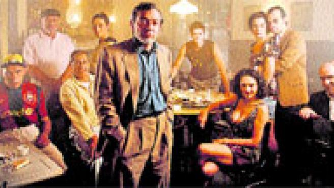 Joan Anton Rechi dirigeix un repartiment de 10 actors, amb Boris Ruiz al capdavant (David Ruano).