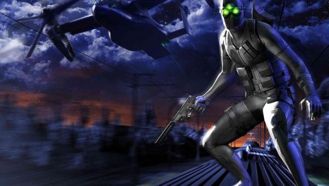 Fondo de pantalla del juego Splinter Cell.