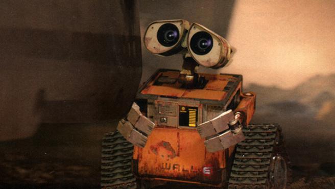 Wall-E puede ser la nueva sensación animada del 2008