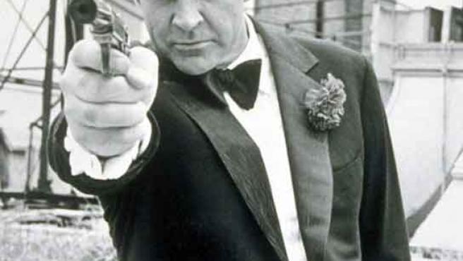 'Diamantes para la Eternidad', protagonizada por el actor escocés Sean Connery.