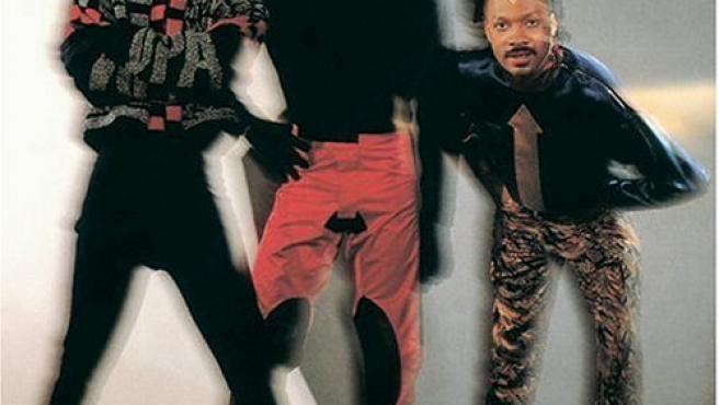 La portada del disco 'Word Up!', de Cameo