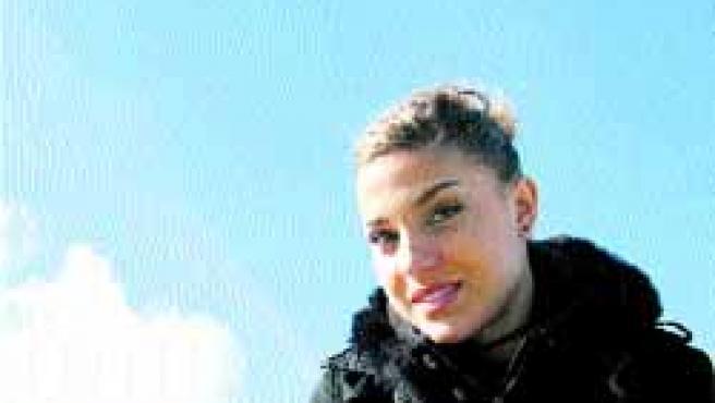 Cristina Llorente ya estuvo en Valladolid para interpretar el músical Antígona.(Miriam Chacón/Ical)