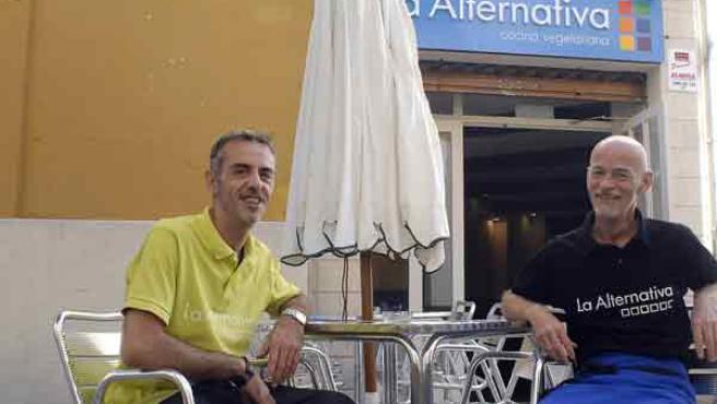 José Cuetos y Marc Vedmore, al frente de La Alternativa