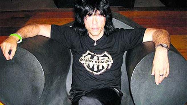 Marky Ramone tuvo que dejar el grupo varias veces por sus problemas con la bebida.