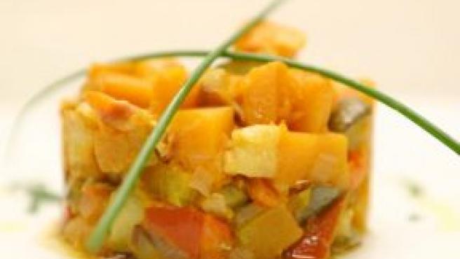 Alboronía, uno de los platos más singulares de la cocina cordobesa