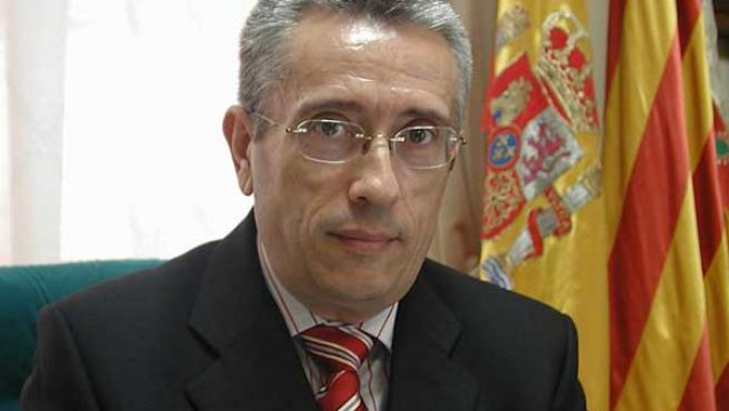 Imagen del que fuera alcalde de Polop, Alejandro Ponsoda, asesinado hace dos años.