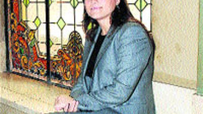Dolores Sánchez. (Fernando Muñoz)