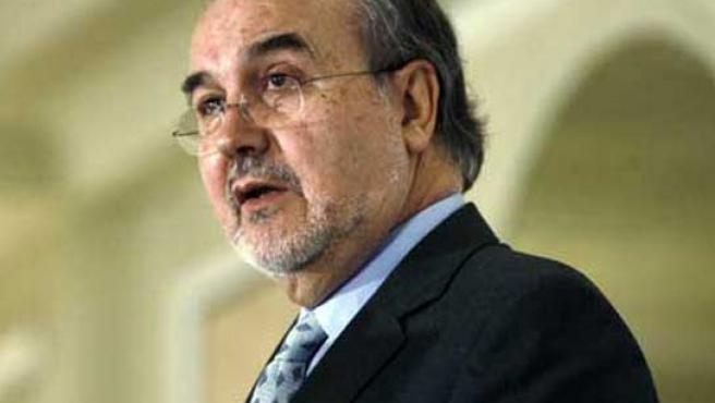 El vicepresidente segundo y ministro de Economía y Hacienda, Pedro Solbes. (ARCHIVO).