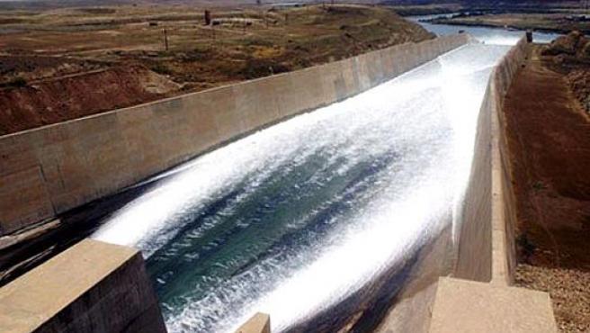 La presa de Mosul, muy deteriorada, supone un grave riesgo.