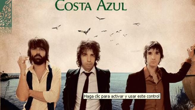 """""""Costa Azul"""" es el último disco de Sidonie"""