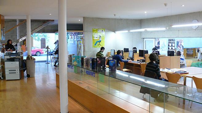 Biblioteca Pública Municipal de Salou.