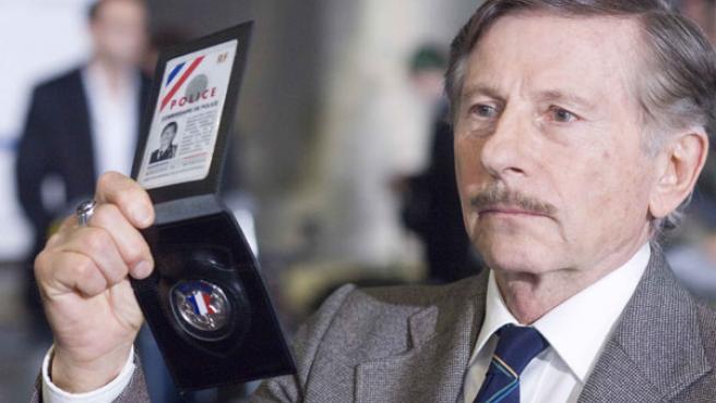 Roman Polanski, también actor, en una imagen de 'Hora punta 3'.
