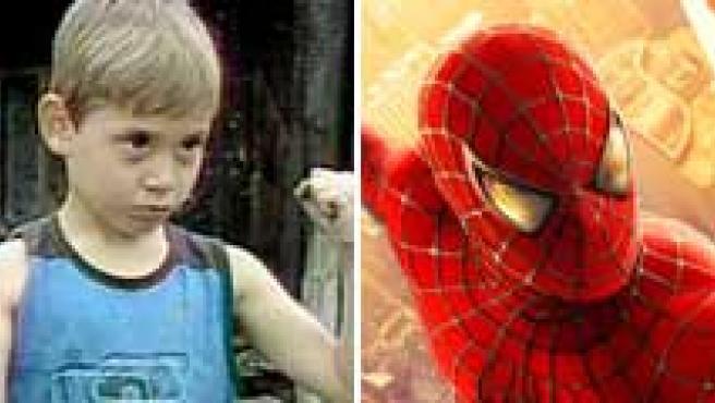 El pequeño superhéroe. (G1)