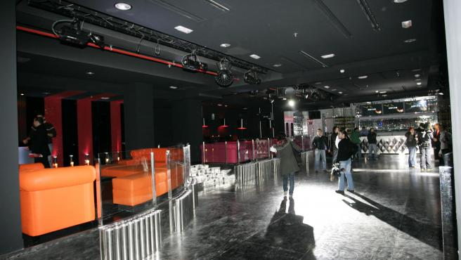 La discoteca Alcalá 20 intentó abrir en 2005.