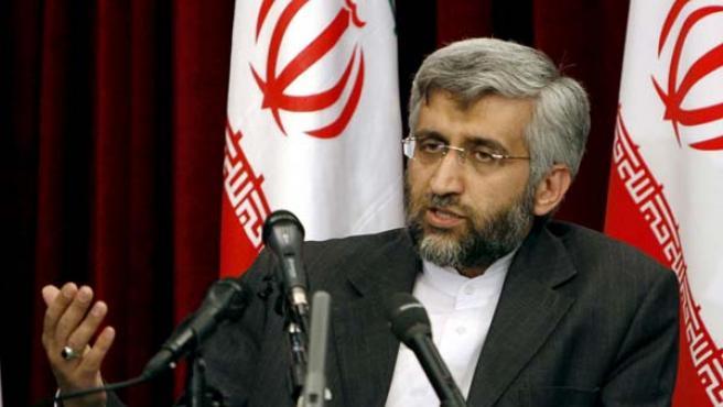 Sayed Yalili, el negociador iraní para la cuestión nuclear.