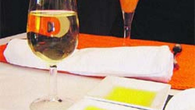 La presentación de los platos define el estilo de Cacareo. (M. Peláez)