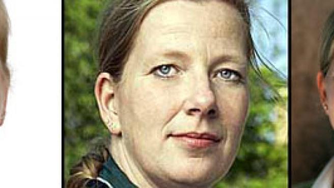 Kristina Axén Olin, alcaldesa de Estocolmo (Suecia).