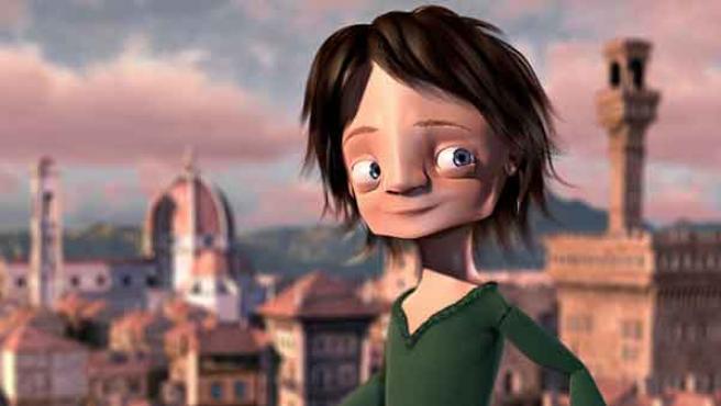 El joven Leo es el protagonista del corto