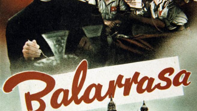 Fernando Fernán-Gómez en la película 'Balarrasa'.