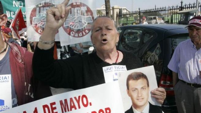 Hace doce años que Juan Holgado fue asesinado y a día de hoy, el caso no está cerrado. ARCHIVO.