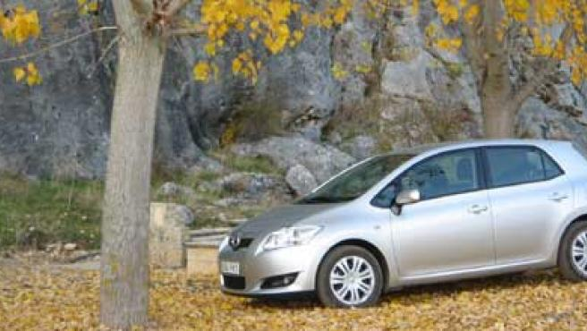 El último modelo de Toyota, a examen.