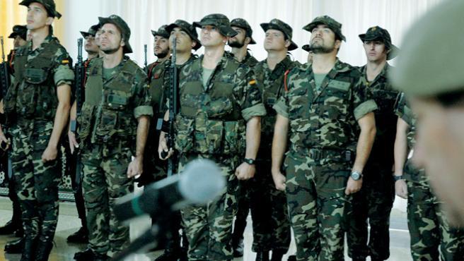 450 militares marchan en diciembre a Kosovo.
