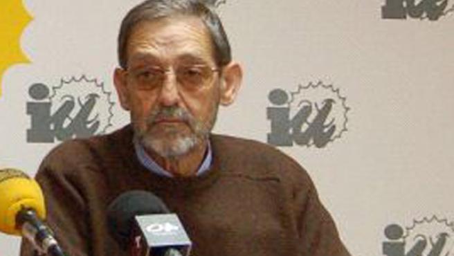 El responsable de Deportes, Salud y Consumo, Julio Martínez Fírvida.