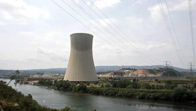 Central nuclear de Ascó, en España (ARCHIVO)