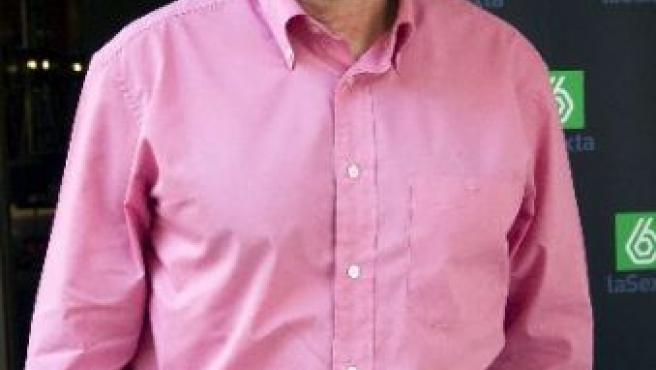 Mariano Betés, psicólogo de 'Terapia de pareja'.