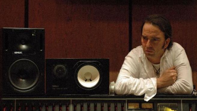 Álvaro Urquijo, cantante actual de Los Secretos.