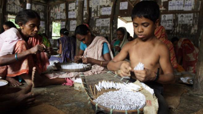 La Organización No Gubernalmental 'Save the Children' cumplirá en marzo nueve años implantada en la provincia.