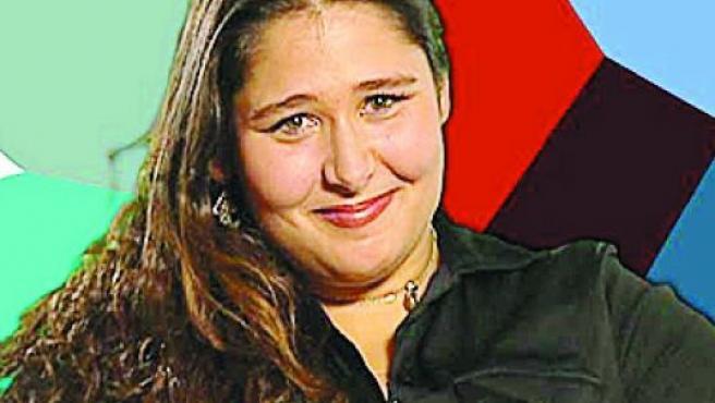 Rosa López, ganadora de la 1ª edición de O.T (Captura de Portalmix).