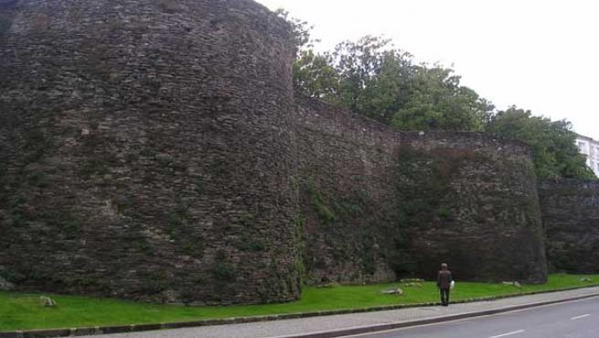 El viernes se cumplen siete años desde que la Unesco declaró la muralla Patrimonio de la Humanidad