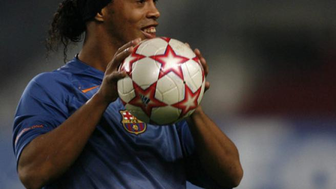 Ronaldinho, en una imagen de archivo (EFE).
