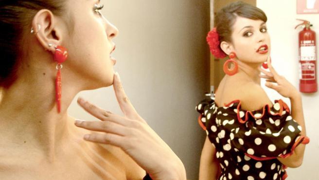 Verónica Echegui en un fotograma de la película 'Yo soy la Juani'.