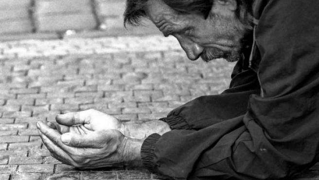 El nivel de pobreza en España es del 14%.