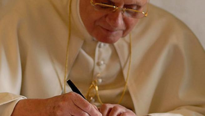 Benedicto XVI, Papa de la Iglesia Católica. (Osservatorio / EFE)