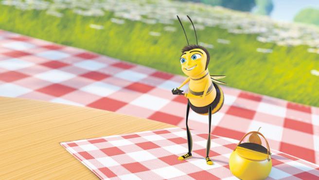 Barry B. Benson es la abeja protagonista, doblada por el cómico Seinfield en inglés y por Arturo Valls en español.