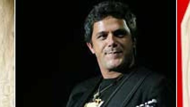 Jarabe de Palo, Alejandro Sanz y Miguel Bosé optan al Grammy.