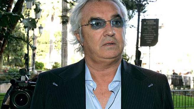Flavio Briatore, en una imagen de archivo. (AP)