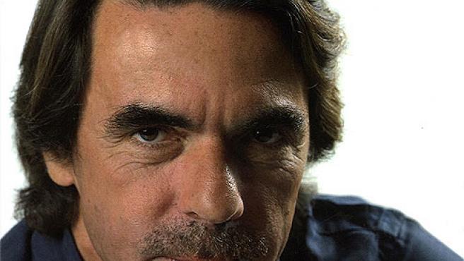 José María Aznar. (ARCHIVO)