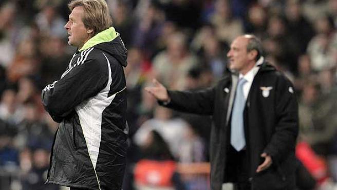 El entrenador del Real Madrid, Bernd Schuster. (Efe)