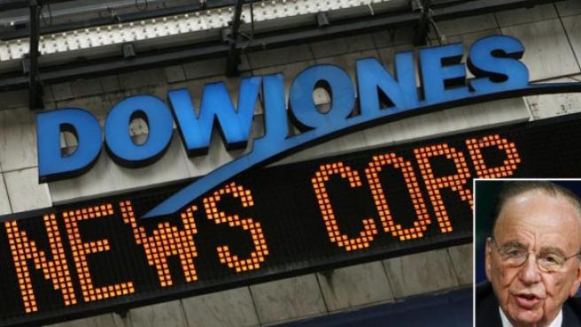 El grupo de Rupert Murdoch (en la imagen)ya es el dueño de Dow Jones (ARCHIVO)