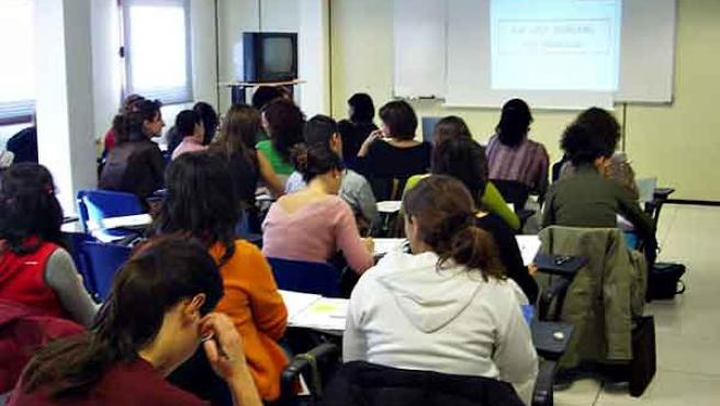 Los cursos están dirigidos a jóvenes de entre 14 y 16 años
