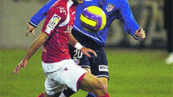 El Granada 74 perdió por 1-2 frente al Atlético de Madrid.