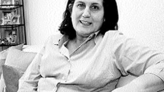 Conchita Sanz . Madre afectada.