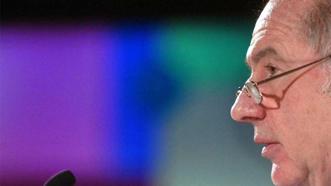 El ex director general del FMI, Rodrigo Rato.