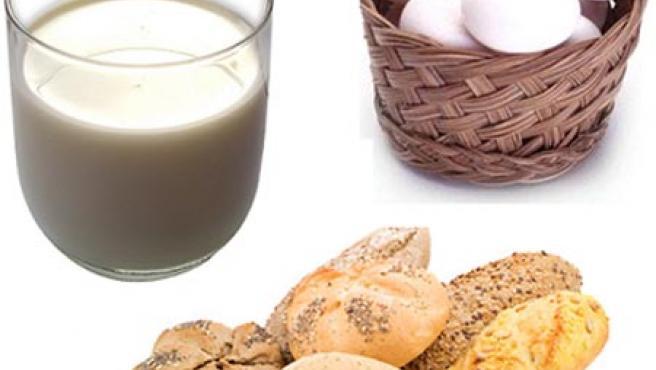 Los alimentos básicos podrían volver a subir en un corto plazo.